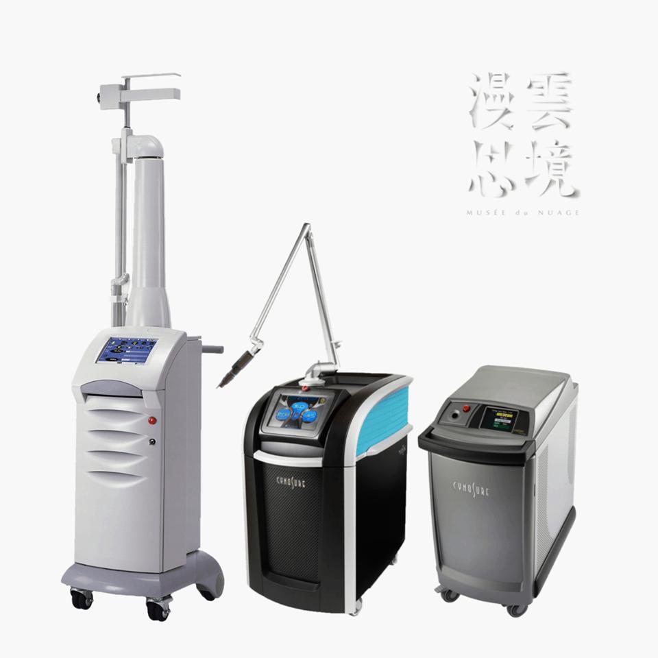 醫學美容 | UltraPulse x PicoSure蜂巢皮秒 v.s 傳統飛針 3